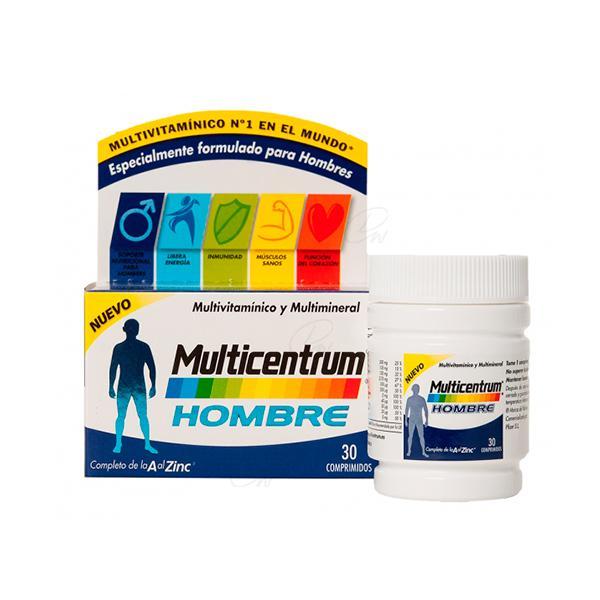 Farmacia la pasarela multicentrum hombre